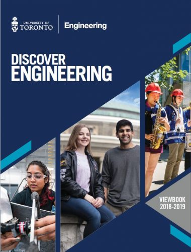 Discover Engineering Viewbook 2018- 2019