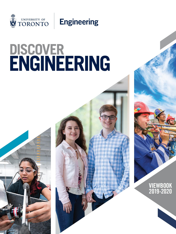 Discover Engineering Viewbook 2019-2020