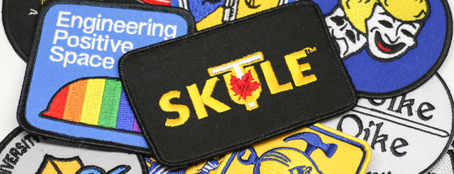 skule patches