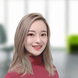 Portrait of Annie Yang.