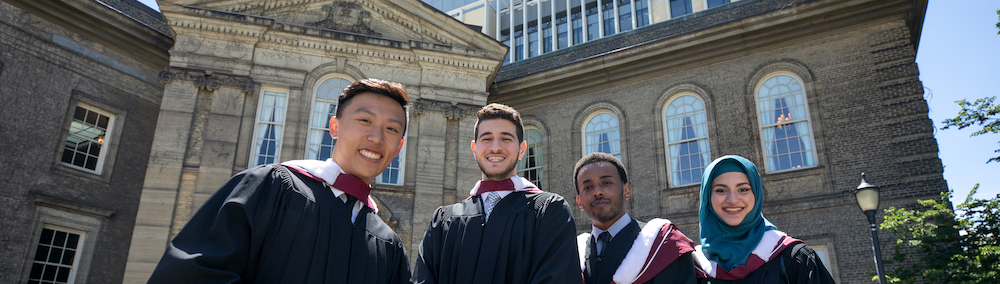 U of T Engineering's convocation day, held at Convocation Hall at the University of Toronto in Toronto, ON on June 19, 2018.